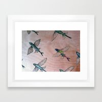 free from you #2 Framed Art Print