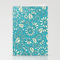 Nature Shapes Stationery Cards