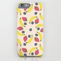 Berry Banana Smoothie  iPhone 6 Slim Case