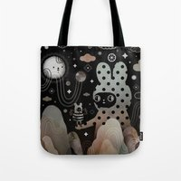 Nighty Night Tote Bag