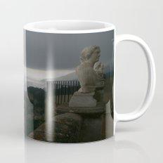 Statue in Ravello, Italy at Villa Cimbrone Mug