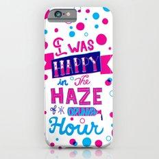 Drunken Hour iPhone 6s Slim Case