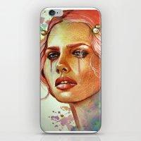 Honeysuckle iPhone & iPod Skin