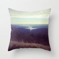 View Point Throw Pillow