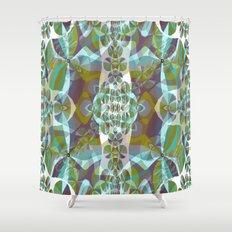 Luminous. Shower Curtain