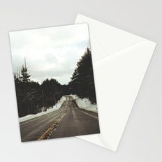Driving Home Stationery Cards