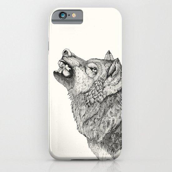 Wolf // Graphite iPhone & iPod Case