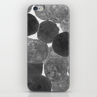 iPhone & iPod Skin featuring Abstract Gray by Hipster Style