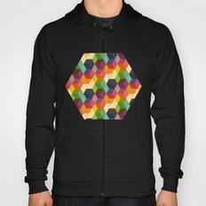Retro Hexagonzo Hoody