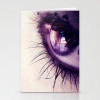 Eye 2 Stationery Cards