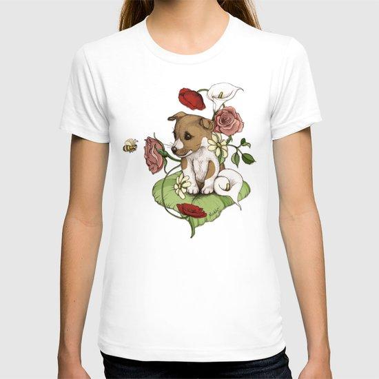 Puppy Posie T-shirt