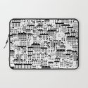 Shanghai wallpaper Laptop Sleeve