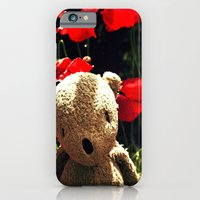 iPhone & iPod Case featuring Poppy Palin by Palin