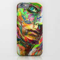 iPhone Cases featuring Drift by Archan Nair