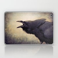 The Raven Laptop & iPad Skin