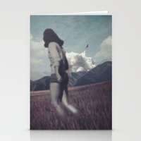 Kicked Out Stationery Cards