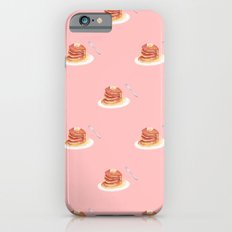 Pink Pancake iPhone 6 Slim Case