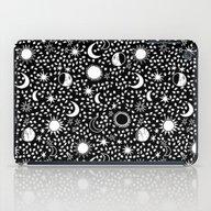 Sun, Moon, Stars By Andr… iPad Case