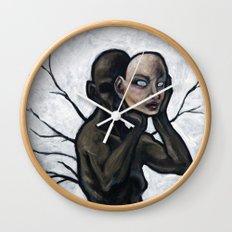 Changeling Wall Clock