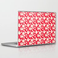 Laptop & iPad Skin featuring Very Floral by Tracie Andrews