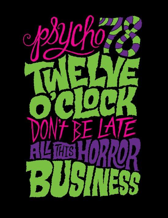 Horror Business Art Print