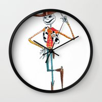 A Toy's Nightmare Wall Clock