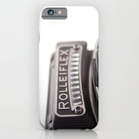 iPhone & iPod Case featuring Rollei Love by Nina