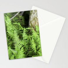 Enchanted Forest of Ferns Stationery Cards
