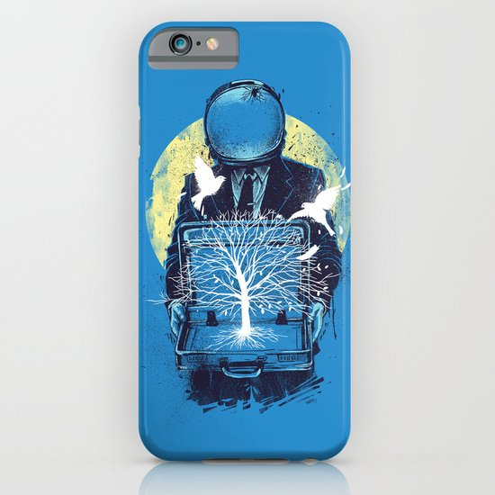 A new life iPhone & iPod Case
