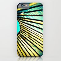 iPhone & iPod Case featuring carnival tent by Krista Glavich