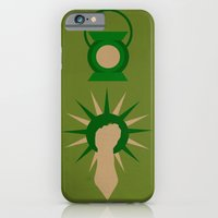 Minimalistic Lantern iPhone 6 Slim Case