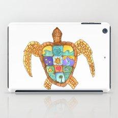 Sunny Sea Turtle iPad Case