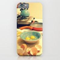 Sunday Morning Breakfast iPhone 6 Slim Case