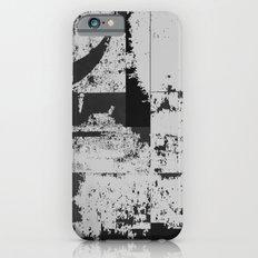 Charcoal's underside iPhone 6 Slim Case