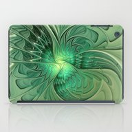 The Abstract Action, Fra… iPad Case