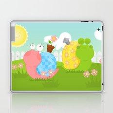 Snails Laptop & iPad Skin