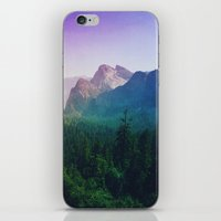 I'm Mountain Crazy iPhone & iPod Skin