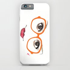 Hipster Eyes 2 iPhone 6s Slim Case