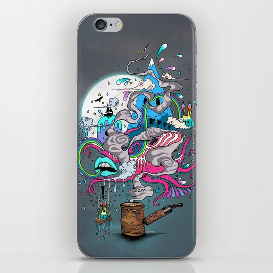 Pipe Dreams iPhone & iPod Skin
