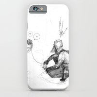 iPhone & iPod Case featuring Jellyfish by Maxeroo