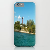 iPhone & iPod Case featuring shoreline light by Jaclyn B Photography