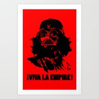 Viva la Empire! Art Print