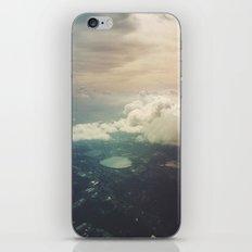 The sky iPhone & iPod Skin