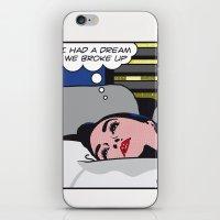 Pop Art Porn Stars - Sas… iPhone & iPod Skin