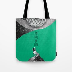 Can't buy me Love (Rocking Love series) Tote Bag