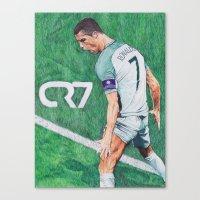C7 DRAWING Canvas Print