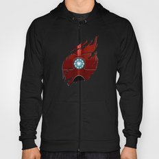 Red Body Armor Hoody