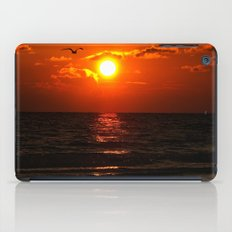 Madeira Beach Sunset 1 iPad Case