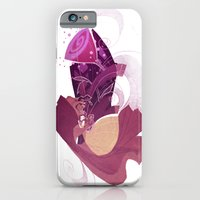 iPhone Cases featuring Beauty and the Beast by Ann Marcellino