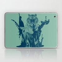 Paint Tiger Laptop & iPad Skin